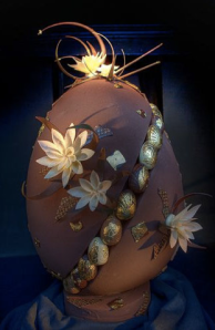William Curley's worlds most expensive Easter Egg