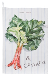 rhubarb-and-custard-tea-towel